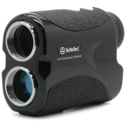TecTecTec télémètre laser de golf précision VPRO500S mesure 540 mètres Précision 1 mètre mode pente distance corrigée