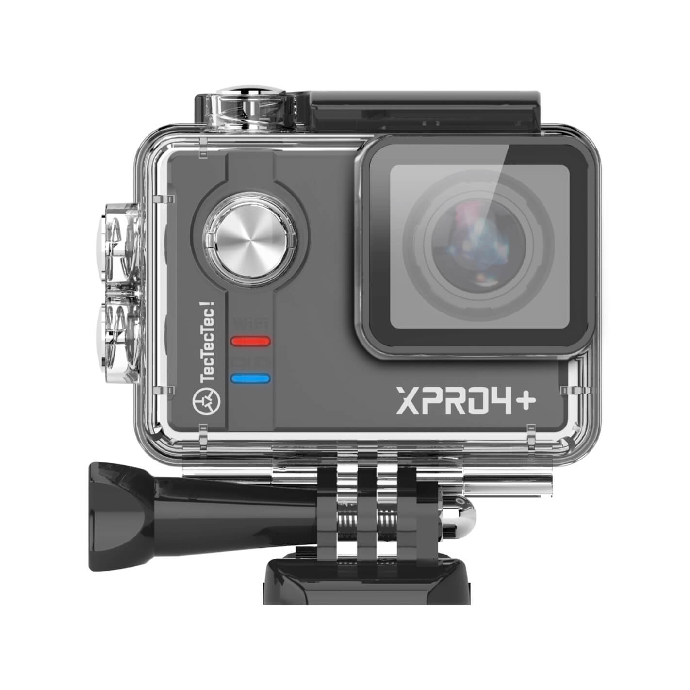 Meilleure Caméra d'action TecTecTec Ultra HD XPRO4+_ Noir