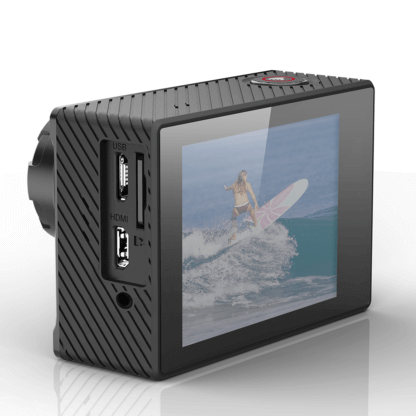 Ecran et prises Caméra XPRO4 + TecTectec