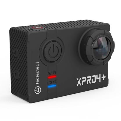 Face avant Caméra XPRO4 + Led WiFi boutons de contrôle et marche arrêt
