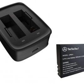 Chargeur double pour XPRO4(+) avec batterie