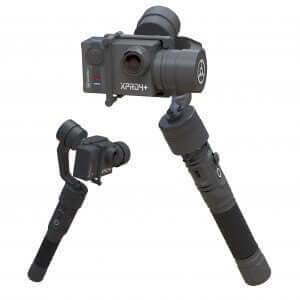 Meilleur stabilisateur pour caméras embarquée GoPro TecTecTec STPRO1