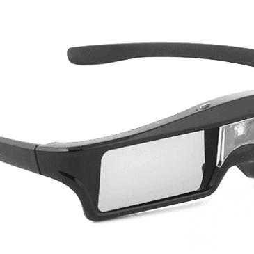 Lunettes 3D actives pour VPRO2+