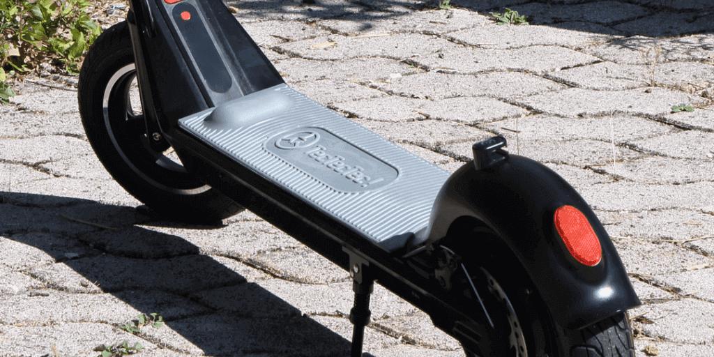 Trottinette électrique pour dulte TPRO2 tectectec roue gonflé roue vaccum increvable batterie performante (52)